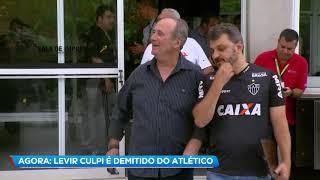 Técnico Levir Culpi é Demitido Do Atlético Mineiro