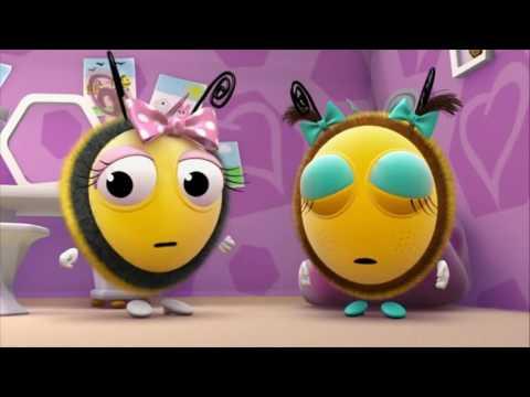 Пчелиные истории 25. Мультики для детей. \