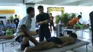 IPE Sport Massage Contest 2