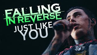 "Falling In Reverse - ""Just Like You"" LIVE On Vans Warped Tour"