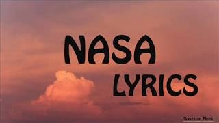 Ariana Grande - NASA Lyrics