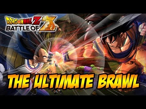 Dragon Ball Z : Battle of Z en vidéo
