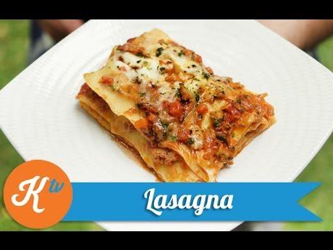 Resep Lasagna (Lasagna Recipe Video) | STANLEY MARCELLIUS