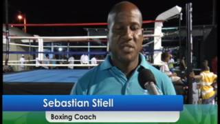 Boxing Invitational held in Carriacou ... Special Report
