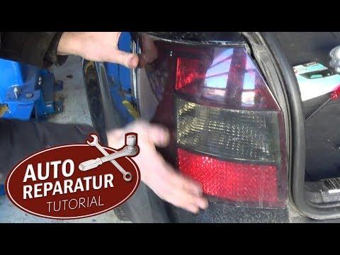 Rücklicht ausbauen | Audi A4 Avant Birne wechseln | DIY Tutorial