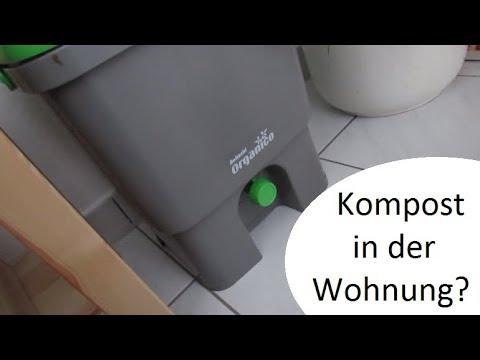 Indoor Komposter - Organico Bokashi - meine Erfahrungen