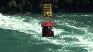 preview picture of video 'Niagara Falls - Whirlpool Aero Car (HD)'