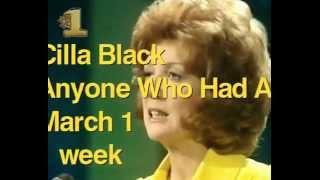 Cilla Black   Anyone Who Had A Heart