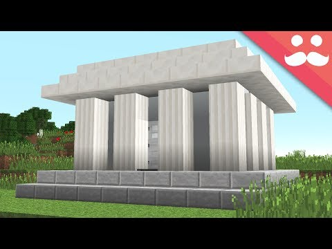 How to make a BANK in Minecraft!