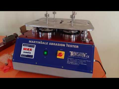 Motorised Twist Tester