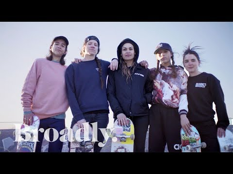 Meet the Woman Working to Create More Opportunities for Other Women in Skateboarding