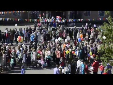 Караидель 2016 9 мая парад