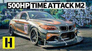 The Wildest BMW M2 Track Car Ever? 500hp Pikes Peak Spec