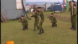 Под Арском стартует ежегодная военно-тактическая игра «Авангард»