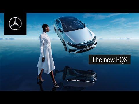 メルセデス・ベンツEQSのワールドプレミアのライブ配信動画 メルセデスが考える電気自動車の世界