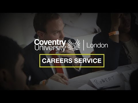 Coventry University London: Careers Service