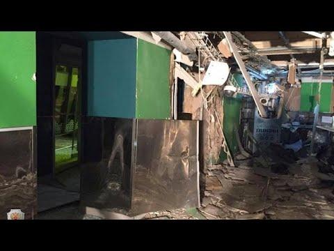 Σύλληψη για την επίθεση στην Αγία Πετρούπολη