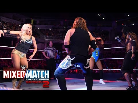 Download Styles' split goes wrong during dance break against Fabulous Truth on WWE MMC HD Mp4 3GP Video and MP3