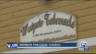 Reprieve for local church