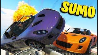 *NEW* Sumo Remix Gamemode - GTA 5 Minigames