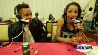 Rotimi Talks Acting in 'Power'  Being Signed to G-Unit