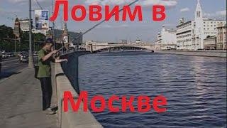 Места рыбалки на москве реке