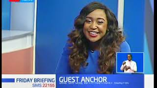One on One with Anthony Ndiema I Friday Briefing (Part 2)