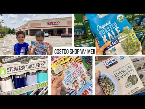 COSTCO SHOP WITH ME & HAUL // COSTCO HAUL 2019 // Jessica Tull