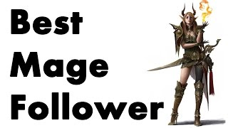 Skyrim: The Best Mage Follower Guide