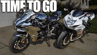 The Ninja H2 Has To Go... (For now)