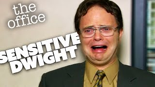 Dwight Schrute's Sensitive Side | The Office US | Comedy Bites