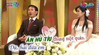 Cười té ghế với câu chuyện anh chồng ĐI ĂN HỦ TIẾU cưới được cô vợ XINH NHƯ HOTGIRL 🤣