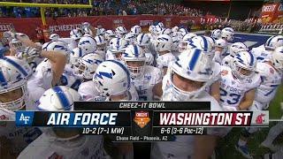 NCAAF 2019-2020 / Cheez It Bowl / Air Force Falcons - Washington State Cougars / 27.12.2019 / EN