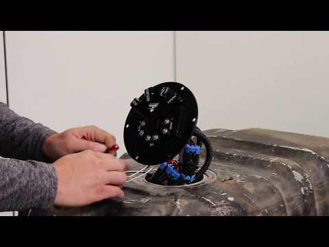 Nissan Patrol | Aeromotive Install Tutorial
