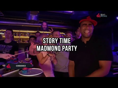 Story Time - Madmonq Party