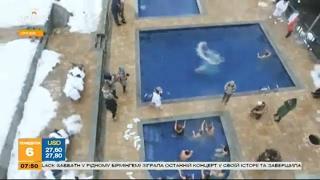 Боржоми: пей, купайся - Грузия зимой