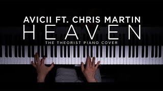 Avicii Ft. Chris Martin   Heaven | The Theorist Piano Cover