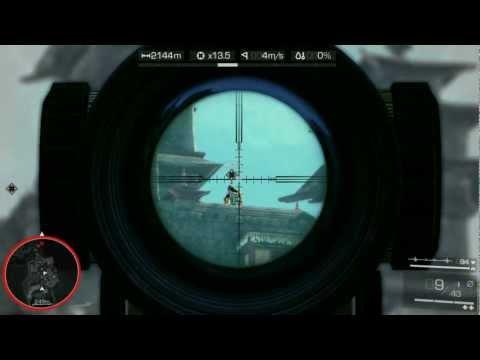 Sniper Ghost Warrior 2 má nový gameplay trailer