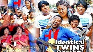 IDENTICAL TWINS SEASON 6 {NEW MOVIE} -ZUBBY MICHEAL|2020 LATEST MOVIE|LATEST NIGERIAN NOLLYWOOD MOVI