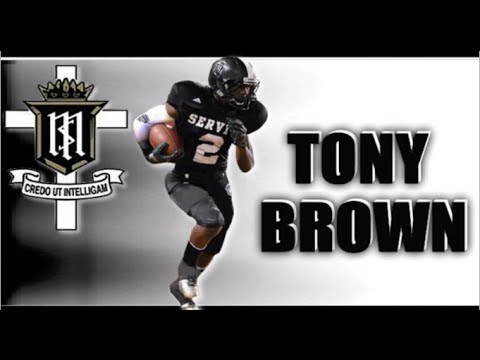 Tony-Brown