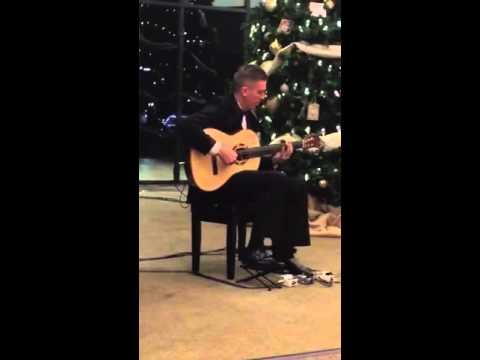 Clip of Michael Sean Miller at Rolling Hills Church Christmas 2015