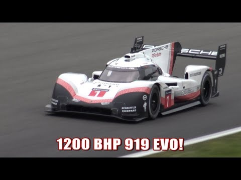 Image: WATCH: Porsche break F1 Spa record