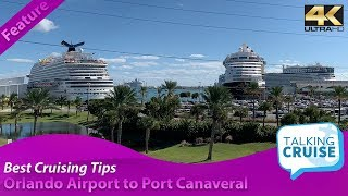 Best Cruising Tips: Best Way From Orlando Airport to Port Canaveral