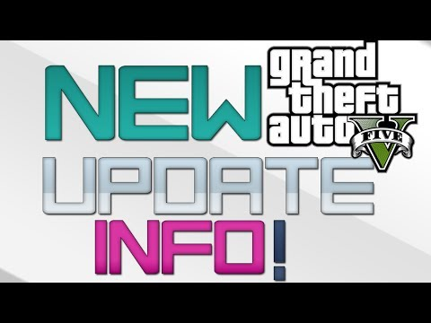 GTA 5 Online L Title Update No More Money And Car Glitches! + More Info! (October 18, 2013)
