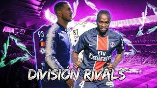 ◆*PROBANDO A SHEVCHENKO ICONO+ DIVISION RIVALS.   ◆ FIFA 19  