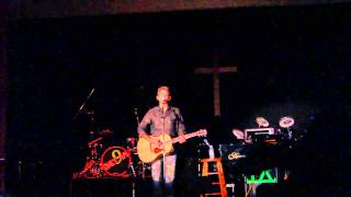 Aaron Shust - Matchless, Gaylord MI (Acoustic)