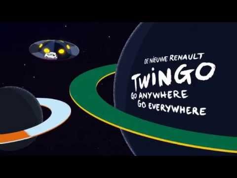 Renault Twingo reclame nummer