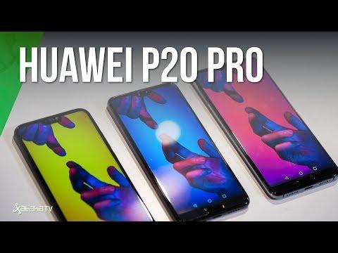 Huawei P20 Pro, Huawei P20 y Huawei P20 Lite: TODO sobre los tres nuevos teléfonos de Huawei