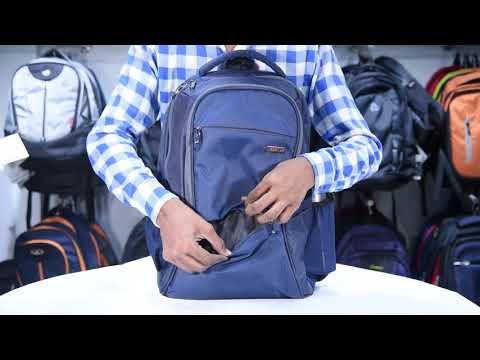 Blue Lister Laptop Backpack