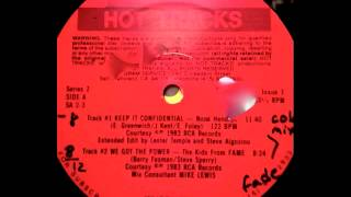 Keep It Confidential (Hot Tracks) - Nona Hendryx